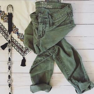 BULLHEAD The 55 Legging in army green